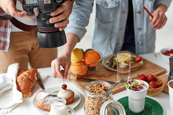 являются одними зачем фотографировать еду вижу великий