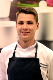 Александр Лисянский су шеф кулинарной студии GastroLOFT