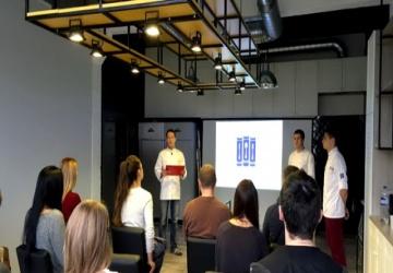 Кулинарный мастер класс Киев